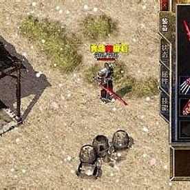 传奇再现简单分析战士骷髅咒